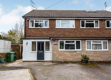 Thumbnail 4 bed semi-detached house for sale in Ash Road, Hartley, Kent