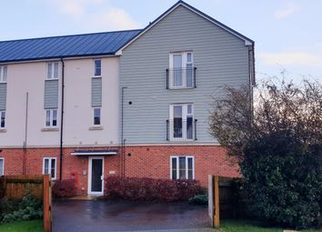 Thumbnail 2 bed flat to rent in Quicksilver Crescent, Andover Down, Andover