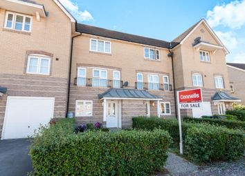 Thumbnail 4 bed town house for sale in Wiltshire Crescent, Worting, Basingstoke