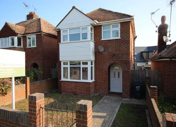 Thumbnail 3 bed detached house to rent in Nash Road, Margate