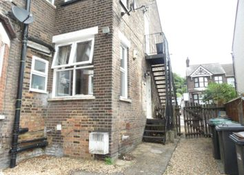 Thumbnail 1 bedroom maisonette to rent in Havelock Road, Luton