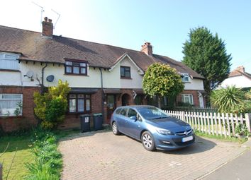 Thumbnail 2 bed terraced house for sale in Shipbourne Road, Tonbridge