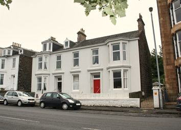 Thumbnail 3 bed flat for sale in 11 Mountstuart Road, Rothesay, Isle Of Bute