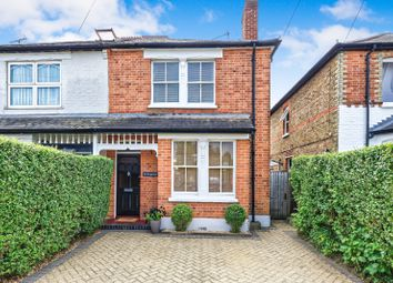 Thumbnail 4 bed semi-detached house to rent in Kingsway, Woking