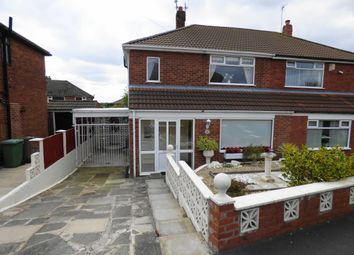 Thumbnail 4 bed semi-detached house for sale in Lynton Way, Windle