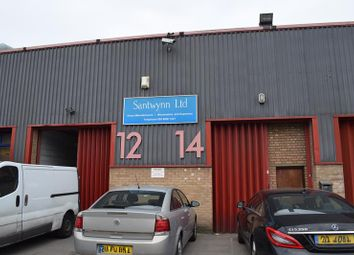 Thumbnail Light industrial to let in Unit 12-14 Peacock Industrial Estate, White Hart Lane, London