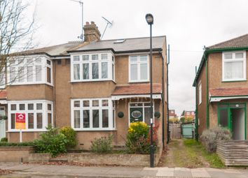 Thumbnail 4 bed semi-detached house for sale in Morley Hill, Enfield