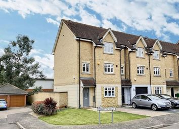 Thumbnail 4 bed town house for sale in Pearcy Close, Harold Hill, Romford