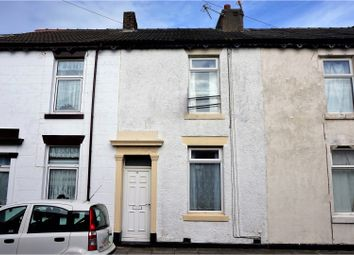 Thumbnail 2 bed terraced house for sale in Cecil Street, Blackpool