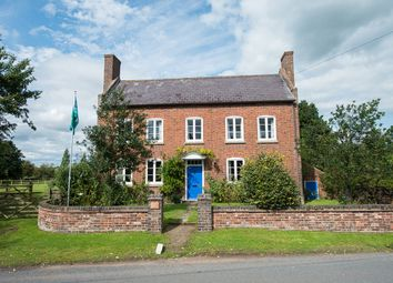 Thumbnail 6 bed farmhouse for sale in Moseley Road, Hallow, Worcester