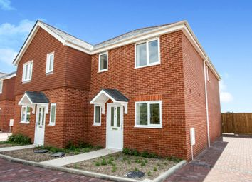 Thumbnail 3 bedroom semi-detached house for sale in Salisbury