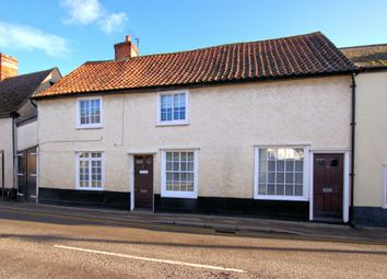 Thumbnail 4 bed end terrace house for sale in High Street, Sawston, Cambridge