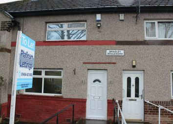 Thumbnail 2 bed terraced house to rent in Bradley Boulevard, Huddersfield