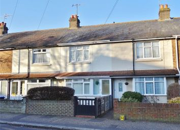 Thumbnail 2 bedroom terraced house for sale in Leigh Road, Broadwater, Worthing