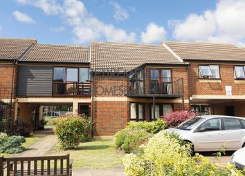 Thumbnail 2 bedroom flat for sale in St Mary's Court, Diss
