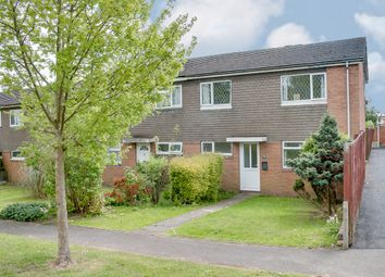 Thumbnail 3 bed end terrace house for sale in Wesley Walk, Charford, Bromsgrove