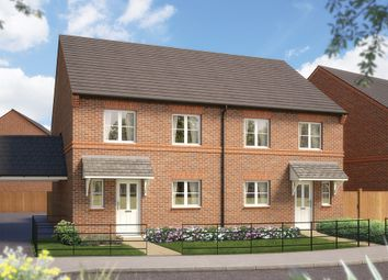 "Thumbnail 3 bed property for sale in ""The Clarendon"" at Queens Drive, Nantwich"