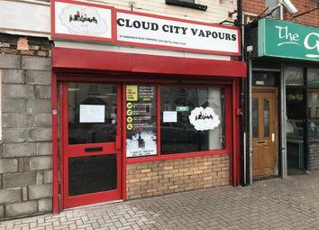 Thumbnail Retail premises for sale in Tweedsmuir Road, Splott, Cardiff