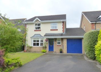 Thumbnail 3 bedroom detached house for sale in Chatsworth Green, Hatch Warren, Basingstoke