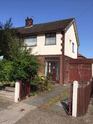 Thumbnail 3 bed semi-detached house for sale in Nazeby Avenue, Crosby, Liverpool