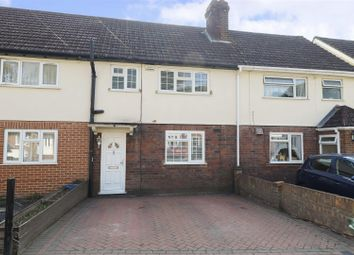 Thumbnail 2 bed terraced house for sale in Dagnall Crescent, Uxbridge