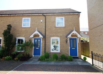 Thumbnail 2 bedroom end terrace house to rent in Warnford Grove, Sherfield Park, Hook