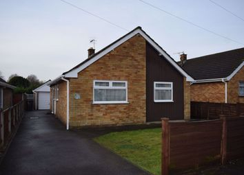 Thumbnail 2 bedroom bungalow to rent in Park Crescent, Eastwood, Nottingham