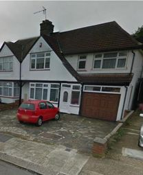 Thumbnail 5 bedroom semi-detached house for sale in Limesdale Gardens, Edgware, Middlesex