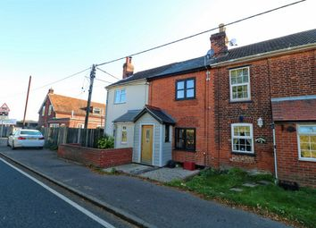 Thumbnail 2 bed cottage for sale in Station Road, Thorrington, Colchester, Essex