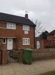 Thumbnail 3 bed end terrace house to rent in Stanmore, Middlesex