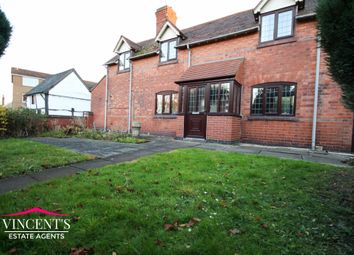 Thumbnail 3 bed detached house for sale in Braunstone Lane, Leicester