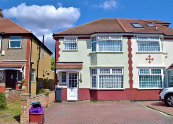 Thumbnail 3 bedroom semi-detached house to rent in Cardington Square, Hounslow Heath