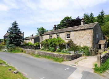 Thumbnail 6 bed detached house for sale in Hawkswick, Skipton