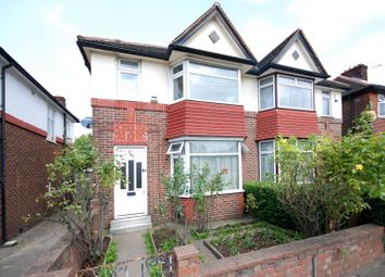 Thumbnail 3 bedroom semi-detached house to rent in The Vale, London