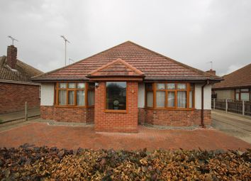 Thumbnail 5 bedroom detached bungalow for sale in Kingston Avenue, Caister-On-Sea, Great Yarmouth
