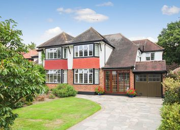 Thumbnail 3 bed semi-detached house for sale in Woodland Way, Petts Wood, Orpington