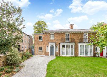 Canonbury Park South, London N1. 5 bed semi-detached house for sale