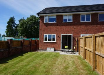 Thumbnail 3 bed semi-detached house for sale in Red Bank Close, Radcliffe