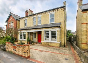 Thumbnail 3 bed semi-detached house for sale in Station Road, Histon, Cambridge