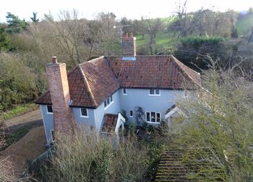 Thumbnail 4 bed detached house for sale in Coddenham, Ipswich