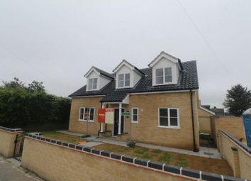 Thumbnail 3 bed property for sale in Beccles Road, Bradwell, Great Yarmouth