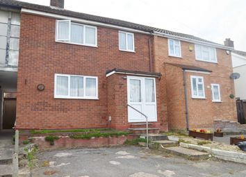 Thumbnail 3 bed terraced house for sale in Lodge Lane, Collier Row, Romford