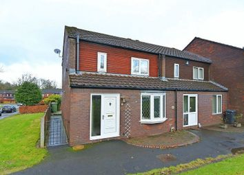 Thumbnail 3 bed end terrace house for sale in Farlam Drive, Carlisle