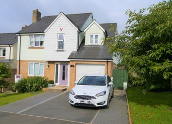 Thumbnail 4 bed detached house for sale in Kingdon Avenue, South Molton