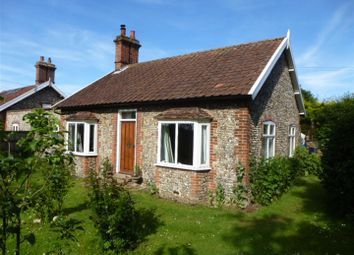 Thumbnail 2 bed bungalow for sale in Chapel Lane, Wymondham