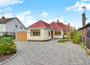 Thumbnail 3 bed detached bungalow for sale in Common Lane, Benfleet