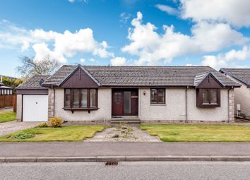 Thumbnail 3 bed detached bungalow for sale in Bractullo Gardens, Letham, Forfar