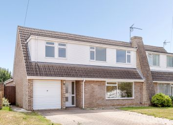 Thumbnail 4 bed semi-detached house for sale in The Lawns, Gotherington, Cheltenham, Gloucestershire