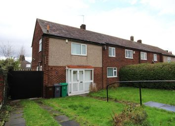 Thumbnail 4 bed end terrace house for sale in Poundswick Lane, Manchester