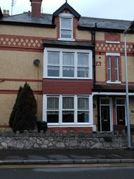 Thumbnail 3 bed terraced house to rent in Greenfield Road, Colwyn Bay